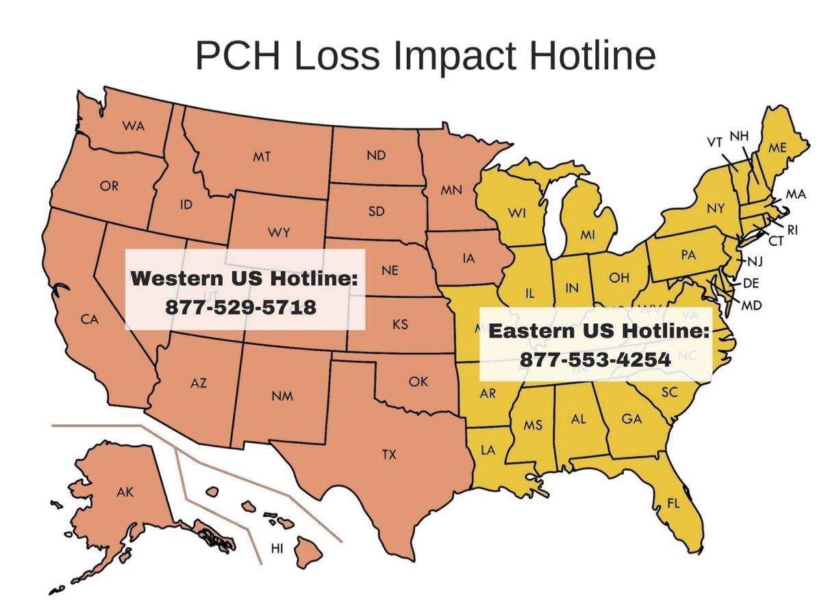 PCH Loss Impact Hotline – PCH Mutual Insurance Company, Inc  RRG